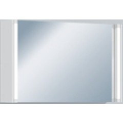 Alape SPS.SE1000 spiegelkast met verlichting 100cm wit 6407520000