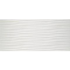 Atlas Concorde 3D Wall blade white matt decortegel 40x80 8DBW