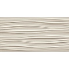 Atlas Concorde 3D Wall ribbon sand matt decortegel 40x80 8SBS