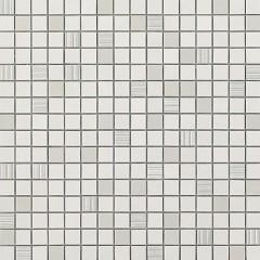 Atlas Concorde Mark Wall white 1,7x1,7 mozaiek 30,5x30,5 9MMW
