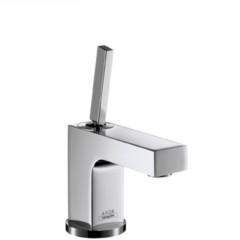 Axor Citterio 1-gats wastafelkraan voor fontein met waste chroom 39015000