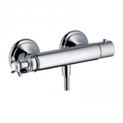 Axor Montreux douchekraan thermostatisch zonder omstel chroom 16261000
