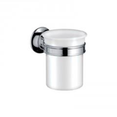 Axor Montreux glashouder met glas brushed nikkel 42134820