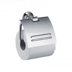 Axor Montreux closetrolhouder met klep chroom 42036000