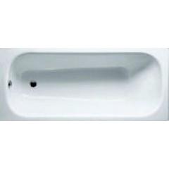 Bette bad plaatstaal dikwandig rechthoekig 170x75x45cm z. poten wit 3110000
