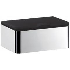 Emco Singles tissuebox 140x106mm chroom