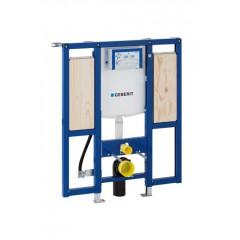 Geberit Duofix WC-element H112 met reservoir UP320 112cm met armsteunbevestiging excl.iso set 111375005