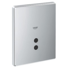 Grohe Tectron urinoir afdekplaat infrarood 6 volt rvs 37324SD0
