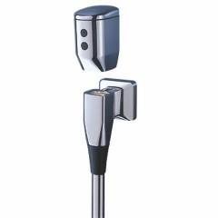 Grohe Tectron ombouwset 577 infrarood 6 volt voor opbouw urinoirspoeler 37021 chroom 37640000