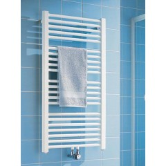 Kermi Basic-50 radiator 1172x450mm 517 watt 75/65/20 graden wit ral 9016 E001M1200452PXK
