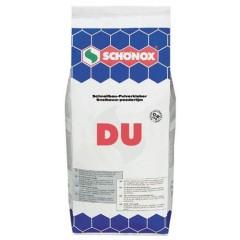 Schonox DU snelbouw poederlijm zak 5 kg 102001