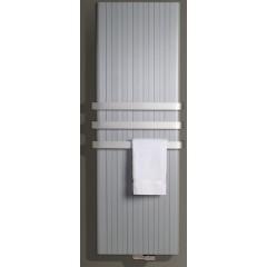 Thermic Alu-zen decorradiator H1800xL525mm 1874W S600 wit struct. aan