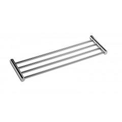 Thermic Navaro droog-/stapelrek chroom min.breedte radiator 405mm