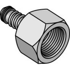 Uponor afperskoppeling 14mm 1013754