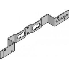 Uponor  montageplaat dubbel 75mm  1015395