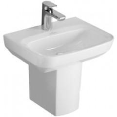 Villeroy & Boch Sentique fontein 45x36cm met overloop wit 53224501