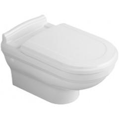 Villeroy & Boch Hommage wandclosetpot diepspoel ceramic+ wit 6661B0R1