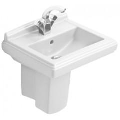 Villeroy & Boch Hommage fontein 50x41cm ceramic+ wit 730150R1