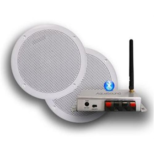 Aquasound Bluetooth 50w Music Center Met Bolero Speakerset