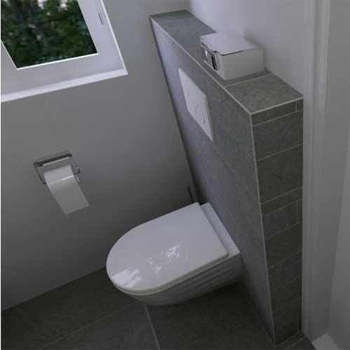 Badkamer aanbieding 15 complete badkamer met dubbel meubel for Complete badkamer aanbieding
