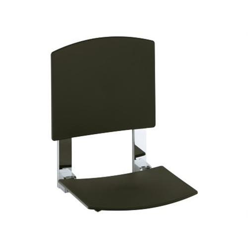 keuco plan care douchezitje chroom lichtgrijs 34982010038. Black Bedroom Furniture Sets. Home Design Ideas