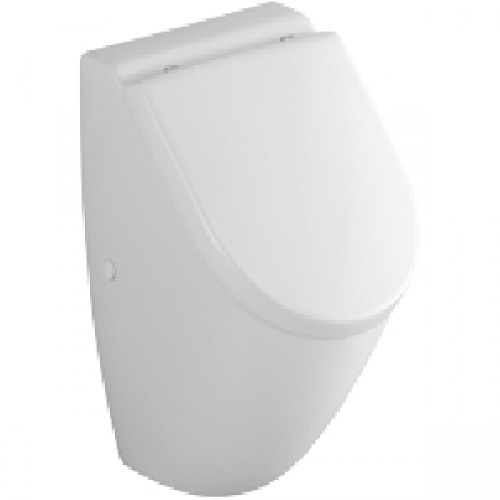 Villeroy Amp Boch Subway Urinoir Voor Deksel Wit 75130101