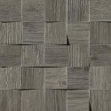 Atlas Concorde Axi grey timber 3D Mozaiek 35x35 AMV4