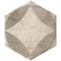 Isla Queen Stone luxor esagona davinci decortegel 24x27,7 1003235