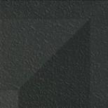 Mosa Globalgrip hoektegel ivoor zwart 15x15 75200 HD015015