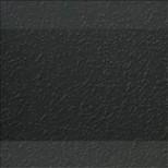 Mosa Globalgrip randtegel ivoor zwart 15x15 75200 VD015015