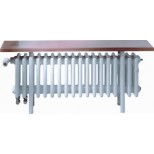 Zehnder Charleston designradiator 45,5x80 543watt wit CR 5026-13 SP