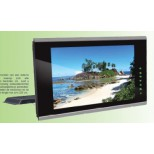 "Aquasound badkamer lcd tv 22"" - 56cm zwart ASV2256D"
