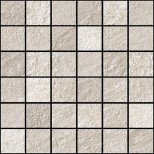 Atlas Concorde Brave Floor Design gypsum mozaiek 4,8x4,8 0 30x30 A1FM