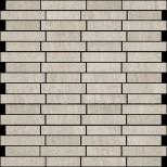 Atlas Concorde Brave Wall Design pearl mozaiek 1,7x6,4 0 30,5x30,5 9BBP
