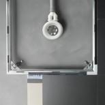 Bette Floor inbouw systeem 120x90cm B501057