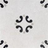 Fioranese Cementine Black&White 3 vloertegel 20x20 CBW20C3