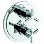 Grohe Atrio Ypsilon afbouwdeel T voor inbouw badkraan thermostatisch 35500 chroom 19395000