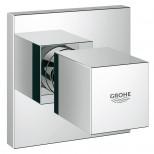 Grohe Eurocube afbouwdeel voor inbouw stopkraan chroom 19910000
