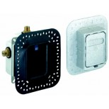 Grohe Eurodisc SE inbouwset ½ tbv zelfsluitende douchethermostaat 3