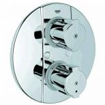 Grohe Grohtherm-2000 Special afbouwdeel T voor inbouw badkraan thermostatisch 35500 (voor thermische desinfectie) chroom 19417000