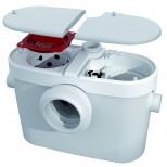 Sfa Saniaccess 2 fecaliënvermaler voor WC en wastafel/fontein opvoerhoogte 5m of horizontaal 100m via afvoerbuis Ø 22/28/32mm 005402