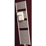 Thermic Hedria HDRM decorradiator H1002xL500mm 548W RAL9016 wit aansl.