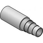 Uponor Mlc f mlc 16x2mm. 500m.rol komo c.v keur rood 1000039