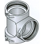 Uponor Modulair Systeem rs2 63mm t-stuk  1046651
