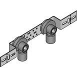 """Uponor  montageeenh.16x1/2""""bi.80mmv/geluidsisolatieset  1015540"""