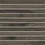 Villeroy & Boch Nature Side stroken decor grijs-bruin 30x30 2148CW60