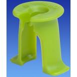 Wavin Hep2O demontagewig 10mm groen 4449210003
