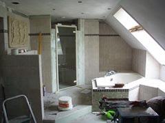 Offerte Badkamer Verbouwen : Sani bouw badkamers tegels en sanitair