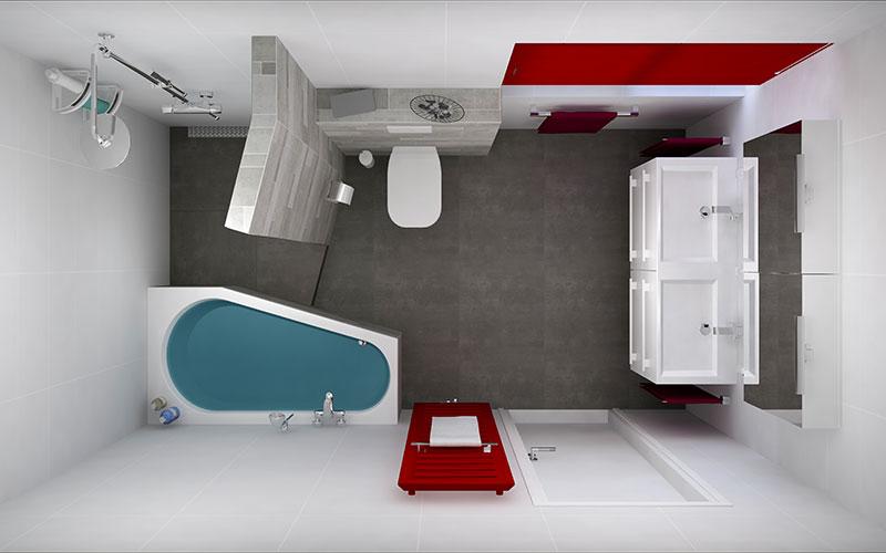 Stunning Zelf Badkamer Ontwerpen Gratis Ideas - House Design Ideas ...