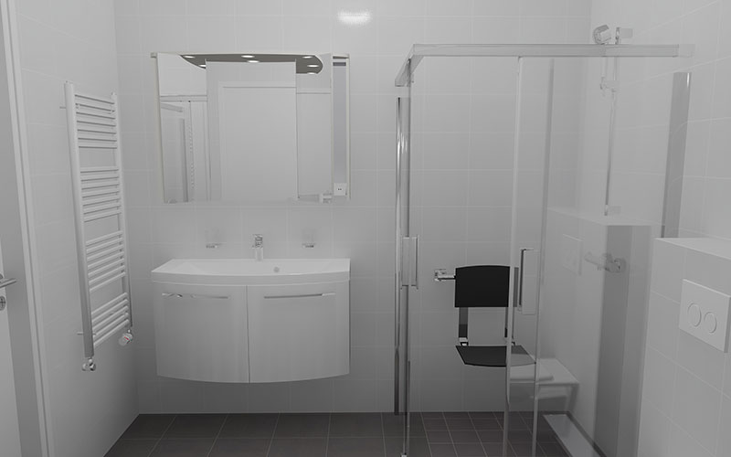 Badkamer Onderkast : Badkamer-04-Riho-onderkast